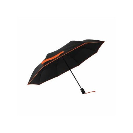 Parapluie petite bordure - orange
