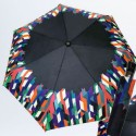 Parapluie pliable Geometric Colors