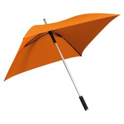 Parapluie de golf carré orange