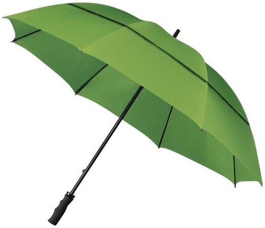 Parapluie écologique vert